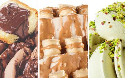 ¡3 Sabores que no pueden faltar en tu heladería!