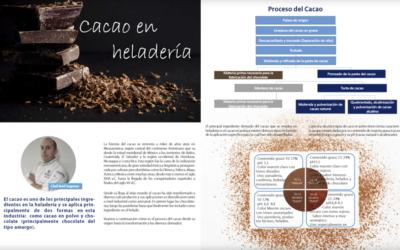 Nota Aromitalia | Revista sabor helado