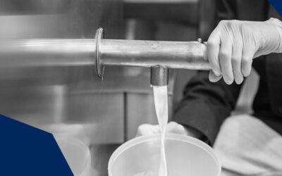 Pasteurización en heladería